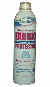 Chemdry cleaning products